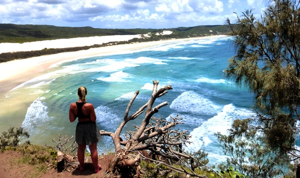 Indian Head auf Fraser Island